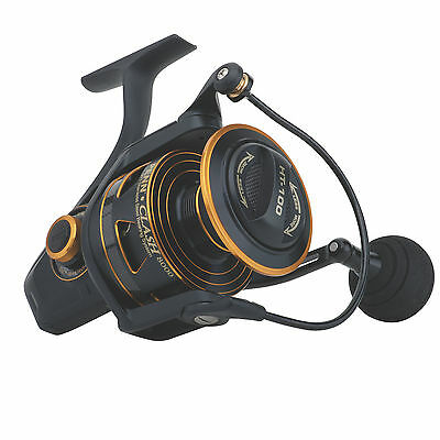 Penn Clash Saltwater Spinning Reels All Sizes