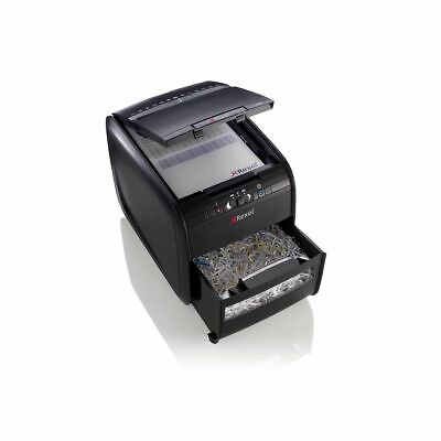 Rexel Auto 60x Shredder Confetti Cut Auto Feed