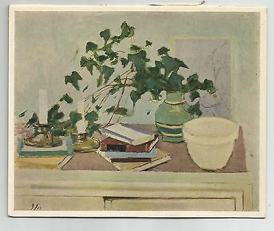 Still Life, John Fox, Rous & Mann Press Ltd., Print / Art Calendar.