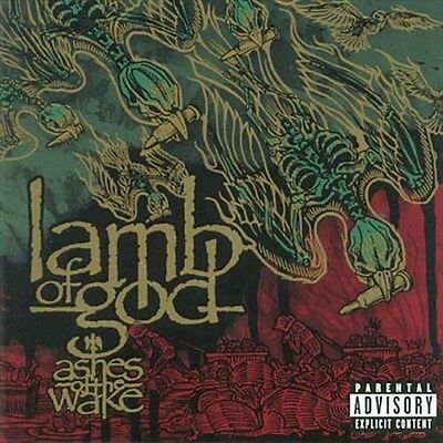 Lamb Of God - Ashes Of The Wake [Pa] Used - Very Good Cd
