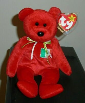 Ty Beanie Baby ~ OSITO the Mexican Bear (USA Exclusive) ~ MINT with MINT TAGS