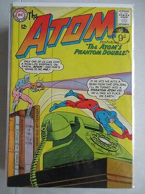 Atom (1962-1968) #9 VG/FN (Cover Detached)