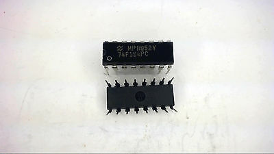 NATIONAL 74F194PC 16-Pin Dip Integrated Circuit New Lot Quantity-10