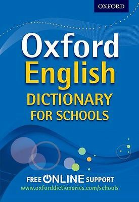 Oxford English Dictionary for Schools by Oxford Dictionaries (HB)