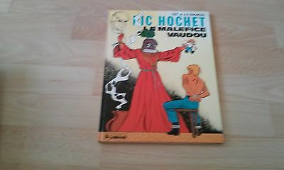 Ric Hochet Tome 37 Le Malefice Vaudou