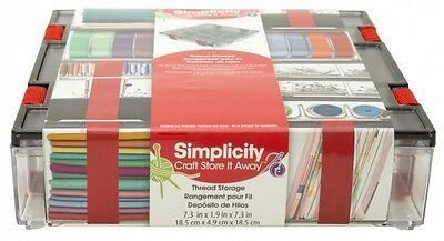 Simplicity Horizontal Thread Storage Container (8816007)