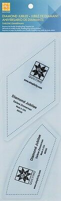EZ Diamond Jubilee Acrylic Quilting Template (882500)