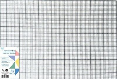 EZ Transparent Gridded Plastic Quilting Template (882670052)
