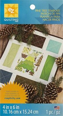 EZ Pine Tree Plastic Quilting Template (882606001)