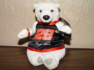 Coca-Cola Racing Family Bear / NEW