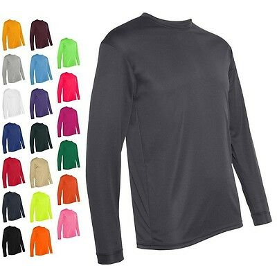 C2 Sport - Long Sleeve Performance T-Shirts, Men's sizes S-3XL, dry wicking 5104