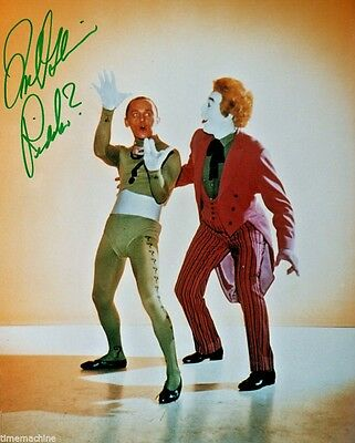 The Riddler and the Joker, Frank Gorshin Autograph Photo C.O.A. included