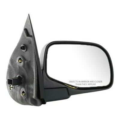 NEW LEFT SIDE POWER MIRROR TEXTURED BLACK FITS 2002-2005 FORD EXPLORER FO1320211