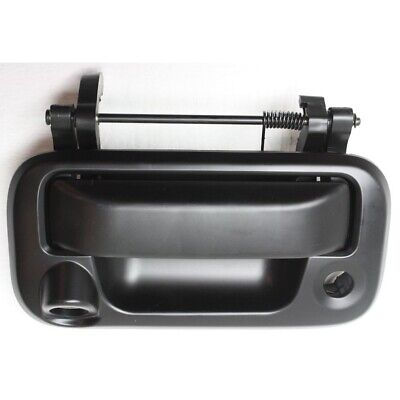 Tailgate Handle For 2004-2014 Ford F-150 w/ Camera Hole Primed