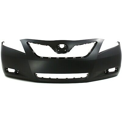Front Bumper Cover For 2007-2009 Toyota Camry USA Built Primed Plastic