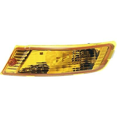 Turn Signal Light For 2005-2007 Jeep Liberty Plastic Lens Driver Side