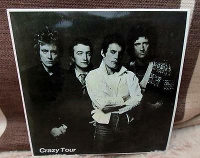 QUEEN CRAZY TOUR Hammersmith  1979 2 xcd  carded sleeve live