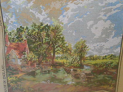 "Penelope ""The Haywain"" Printed Tapestry Canvas"