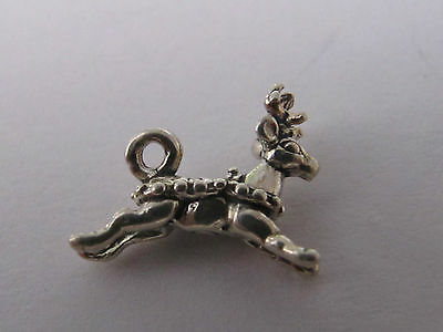 Reindeer Sterling Silver Charm - New (Last Ones!!)