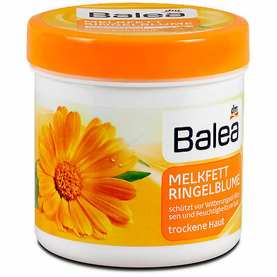 Balea Milking Grease - Marigold - 250ml - For Dry Skin - Origin Germany