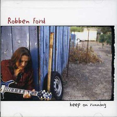 Robben Ford - Keep on Running [New CD]