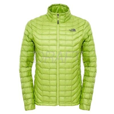 The North Face M Thermoball Full Zip Jacket macaw green/macaw green Outdoorjacke