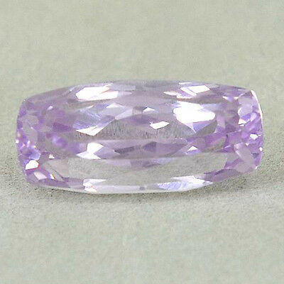 Véritable Kunzite avec 12,50 ct. + Certificat d'Authenticité Cushion Cut
