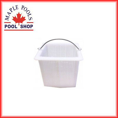 NEW GENUINE POOLRITE PUMP BASKET TO SUIT SQ/SQi PM SERIES POOL PUMP