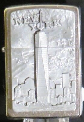Zippo  Collectable New York Emblem Lighter New In Box