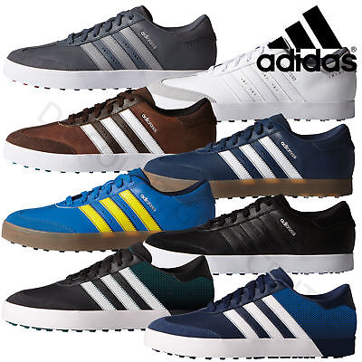 Adidas 2016 Adicross V Spikeless Mens Golf Shoes (Wide Fitting)