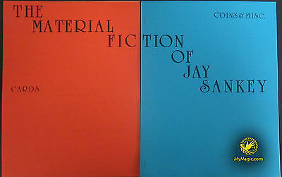 Jay Sankey's Material Fiction Lecture Notes Set