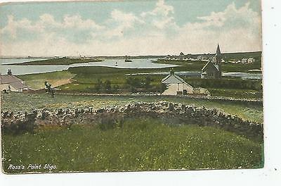irish postcard ireland sligo rosses point