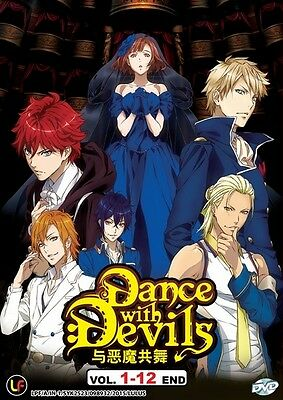 DANCE WITH DEVILS TV | Episodes 01-12 | English Subs | 1 DVD (M2347)-LU