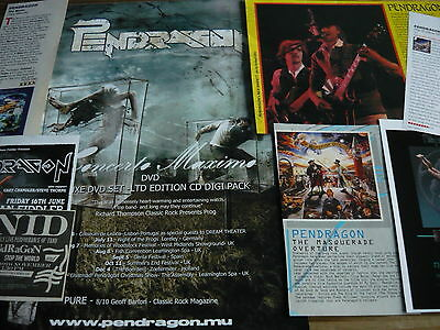 Pendragon - Magazine Cuttings Collection (Ref Cd)