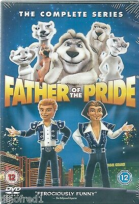 Father Of The Pride (DVD, 2006, 2-Disc Set) NEW SEALED