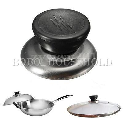 1pcs Round Handle Replacement Cookware Pot Lid Cover Knob For Kitchen UK NEW
