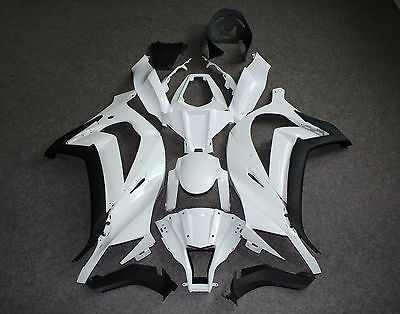 Fairing Kit Fits Kawasaki Ninja ZX10R 2011-2015 Unpainted ABS Injection Bodywork