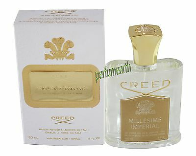 Creed Millesime Imperial 4.0 Oz Millesime Spray For Unisex By Creed New In A Box