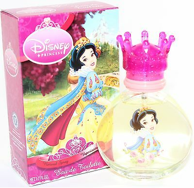 Disney Princess Jewels 1.7 Oz Edt Spray For Kid's By Disney & New In A Box