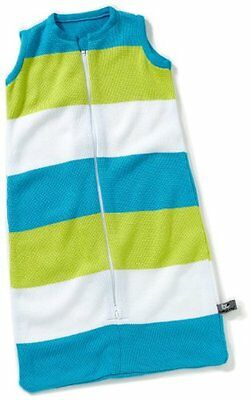 Baby's Only, Sacco nanna, misura: 70 cm, Multicolore (Lime / T�rkis / Weiss)