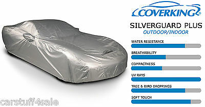 Premium Coverking Silverguard All-Weather Tailored Car Cover for Honda S2000