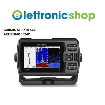Garmin Striker 5Cv - Ecoscandaglio Con Clear Vu Gps Integrato Art. 010-01552-01