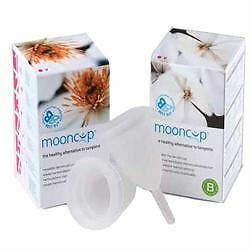 Mooncup Menstrual Cup Size A 1 Pieces
