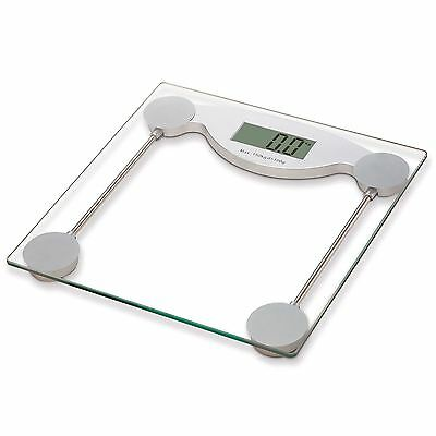 150Kg Digital Electronic Glass Lcd Bathroom Body Weighing Scale Measuring Scale