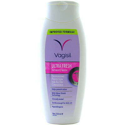 Vagisil Ultra Fresh Intimate Wash 250ml