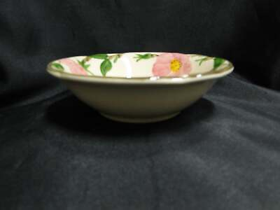 "Franciscan Desert Rose: Cereal Bowl (s) 5 7/8"" AS IS"