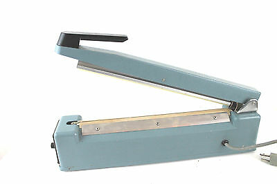 "IMPULSE SEALER 12"" for HEAT SEALER SEALING POLY PLASTIC BAGS PACKAGES shipping"