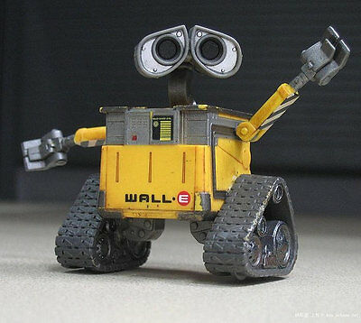 Disney Pixar Toys Wall-E 6CM Aaction figure new with original box