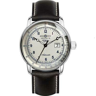 Zeppelin 100 Years Automatic Mens Watch 7654-4