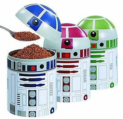 Star Wars Droid Storage Canisters Set of 3